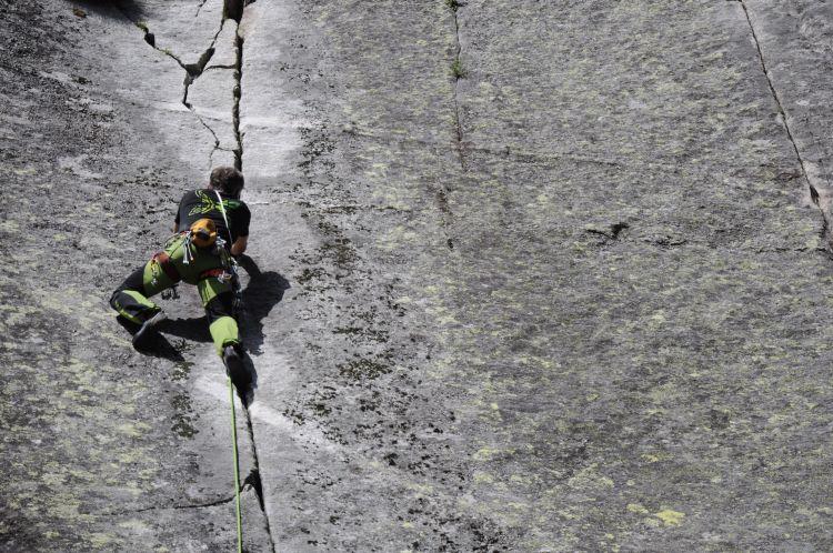 arrampicata trad – Alessandro Gogna